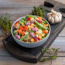 Замороженная овощная смесь «Мексиканская»