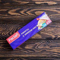 Пакеты для продуктов с замком-застежкой 15 шт.