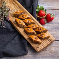Пахлава «Бакинская» с грецким орехом, 9 шт.