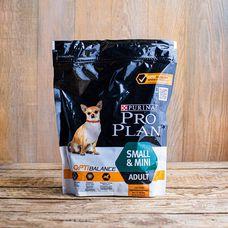 Сухой корм Purina Pro Plan для взрослых собак маленьких пород «Курица и рис»