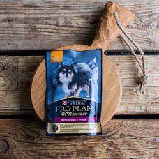 Влажный корм Purina Pro Plan для взрослых собак маленьких пород «Утка»