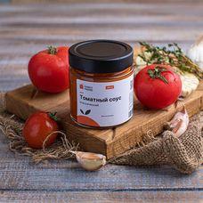 Свежеприготовленный томатный соус классический