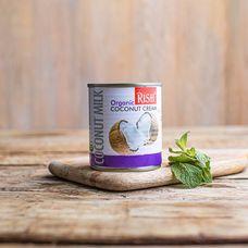 Органические кокосовые сливки «Rish» 20-22%