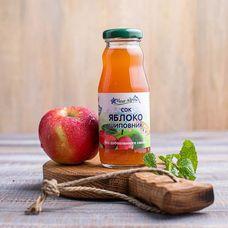 Детский сок яблоко-шиповник БИО