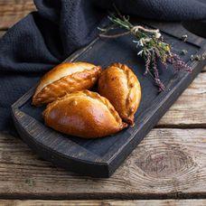 Пирожки с яблоком, 3 шт.
