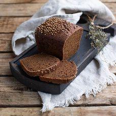 Бородинский бездрожжевой хлеб