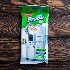 Влажные салфетки для холодильников и СВЧ-печей 20 шт.