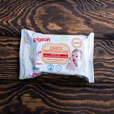 Салфетки влажные для рук и рта, детские 25 шт.