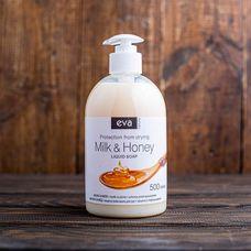 Жидкое крем-мыло для рук «Молоко и Мед»