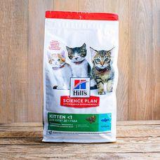 Сухой корм Hill's Science Plan для котят «Тунец»