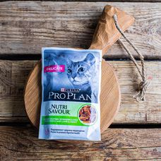 Влажный корм Purina Pro Plan для кошек всех пород «Ягненок»