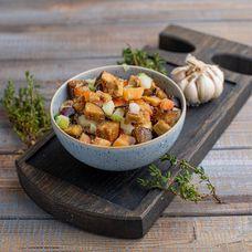 Замороженная овощная смесь «Сотэ с баклажанами»