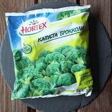Замороженная капуста брокколи