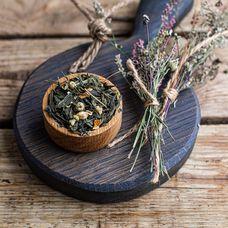 Чай зеленый «Японская липа»