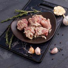 Шашлык из свиной шейки в классическом маринаде
