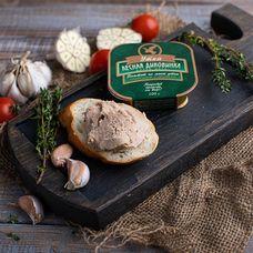 Паштет сливочный из мяса утки с грибами