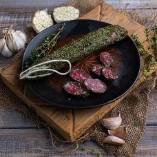 Колбаса в средиземноморских травах