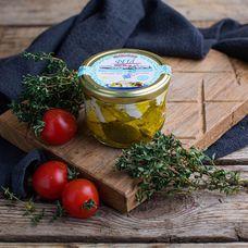 Сыр «Фета» в оливковом масле со специями