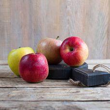Яблоки как в магазине