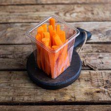 Хрустящие морковные палочки