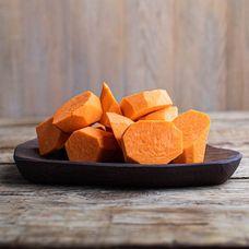 Сладкий картофель Батат очищенный