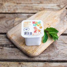 Творог из козьего молока для детского питания Kozilakt