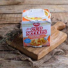 Лапша быстрого приготовления «Nissin Cup Noodles» со вкусом курицы