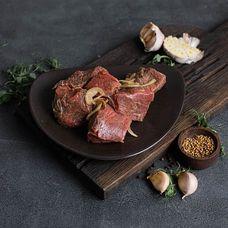 Шашлык из фермерской говядины в классическом маринаде