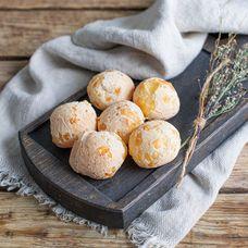 Сырные шарики безглютеновые