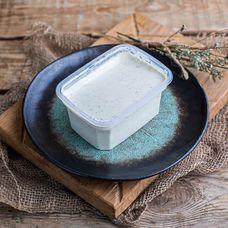 Сыр плавленый из творога с зеленью и чесноком