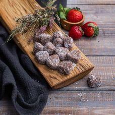 Конфеты кокосовые с какао «Coconessa»