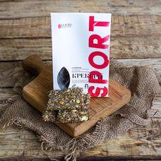 Крекеры гуарана и конопляные семена