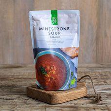 Органический овощной суп минестроне AUGA
