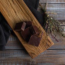 Горький ремесленный кусковой шоколад 70%