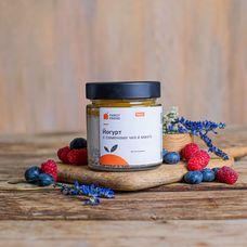 Йогурт натуральный с семенами чиа и манго 4,5%