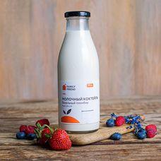 Молочный коктейль «Ванильный пломбир»