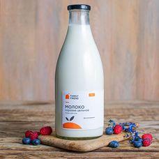 Молоко натуральное пастеризованное 3,5%-4,5%