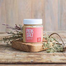 Натуральная арахисовая паста с розовой солью