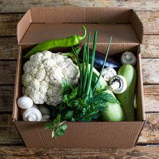 Коробка «Овощи для готовки»