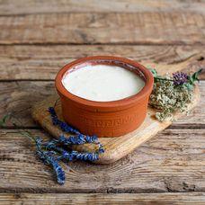 Натуральный греческий йогурт из козьего и коровьего молока 4%