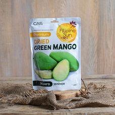 Манго зелёное сушёное натуральное