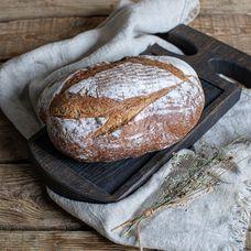Хлеб ржаной на заквасках