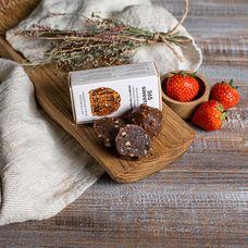 Шоколадные конфеты «Трюфель с фундуком»