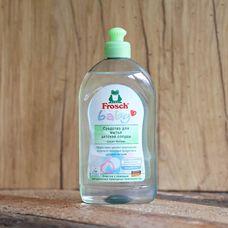 Средство для мытья детской посуды Frosch baby 500мл