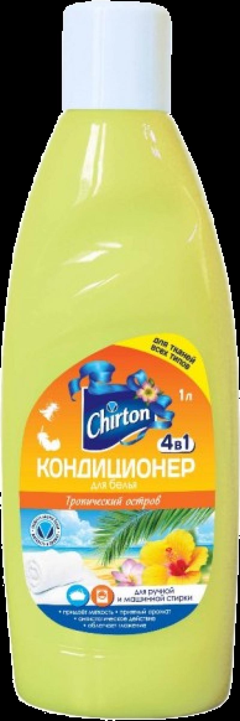 Кондиционер ТМ Chirton Тропический остров 1л