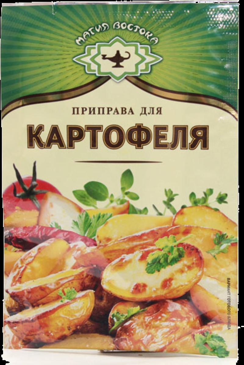Приправа ТМ Магия Востока для картофеля 15г