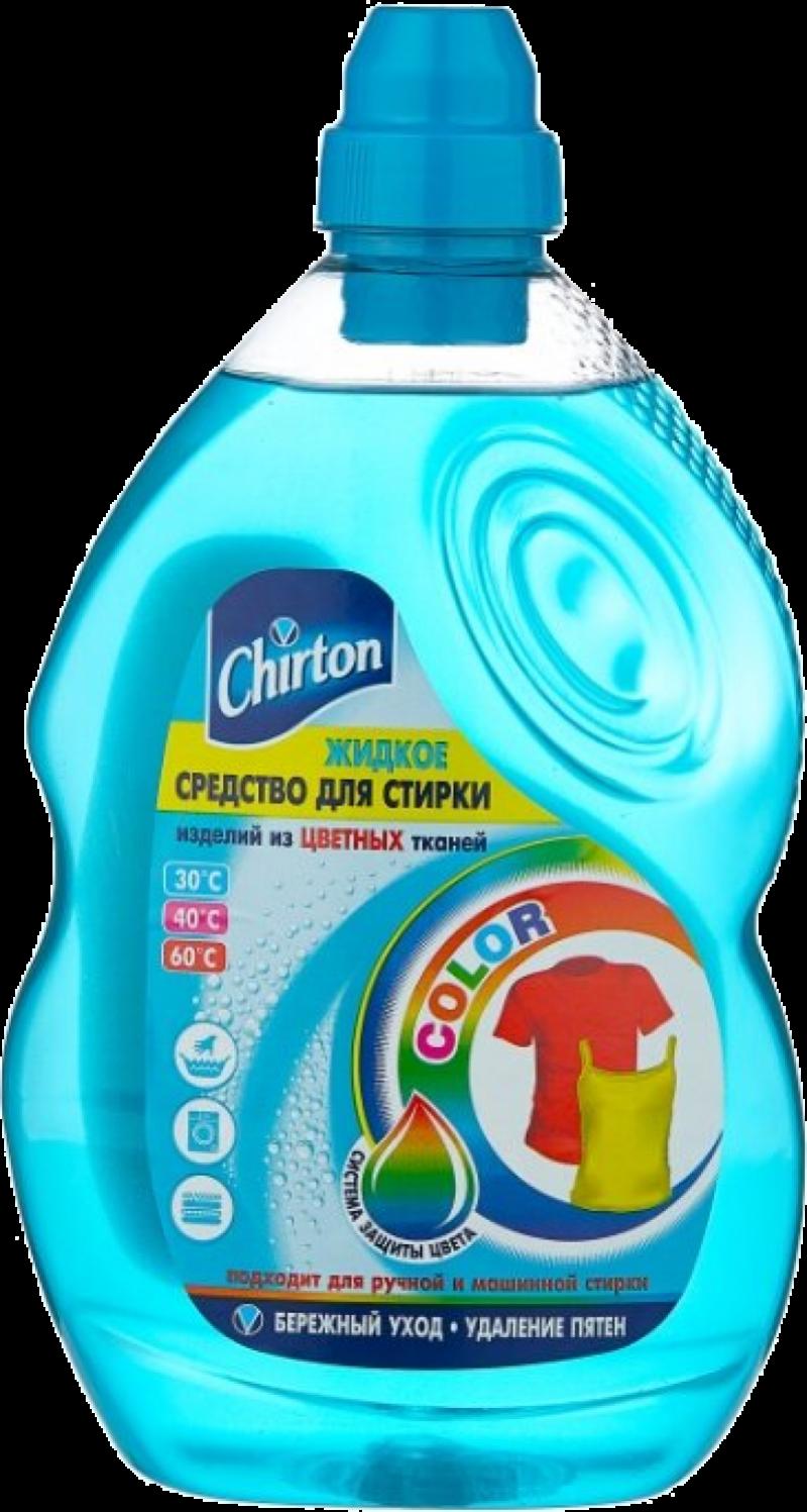 Гель для стирки ТМ Chirton Color 1.33л