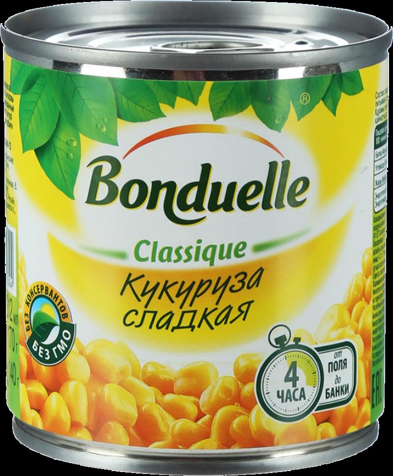 Кукуруза ТМ Bonduelle 340г