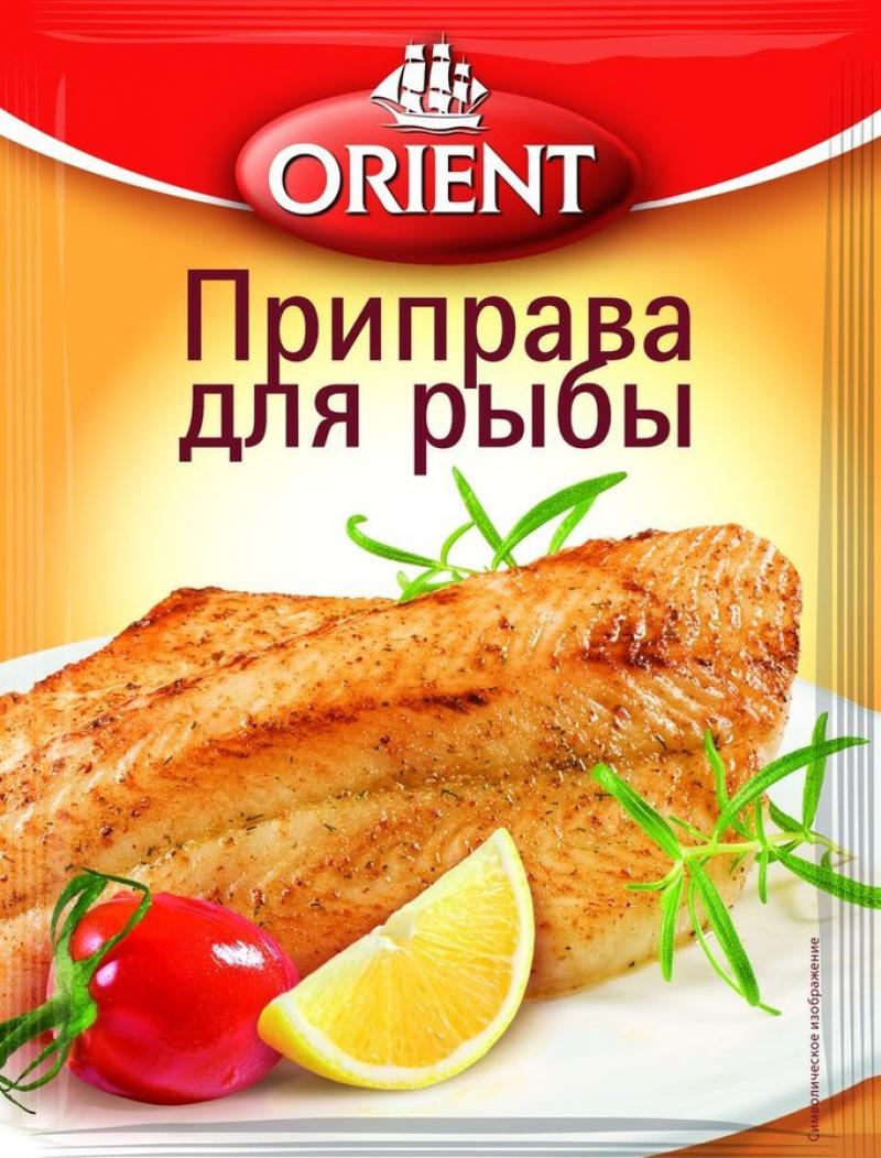 Приправа ТМ ORIENT для рыбы 20г