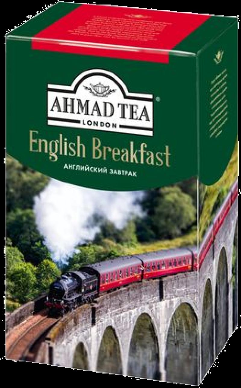Чай ТМ Ahmad Tea черный Английский завтрак 100г